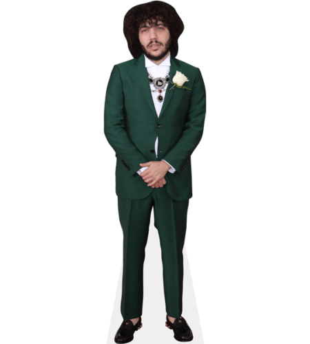 Benny Blanco (Green Suit)
