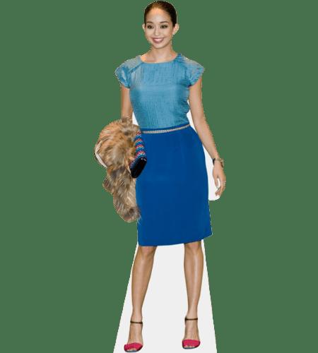 Hana Matsushima (Blue Skirt)