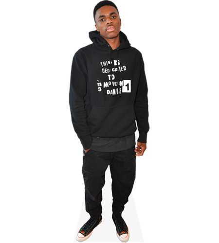 Vince Staples (Black Outfit)