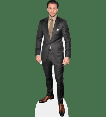 Aaron Taylor-Johnson (Grey Suit)