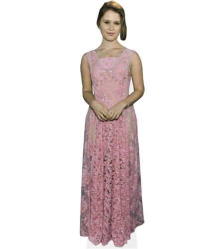 Eliza Scanlen (Pink Dress)