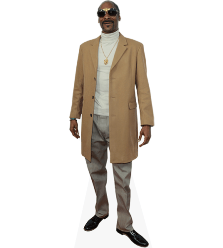 Snoop Dogg (Long Coat)