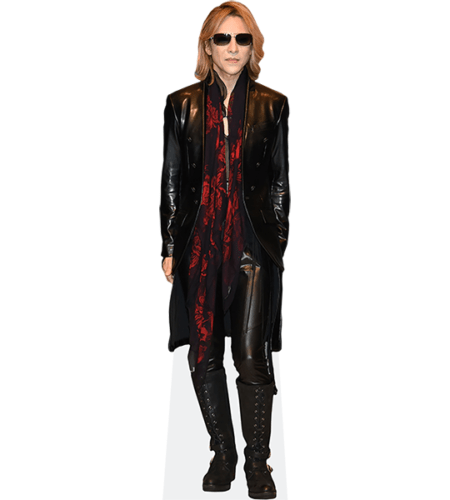 Yoshiki (Leather Jacket)