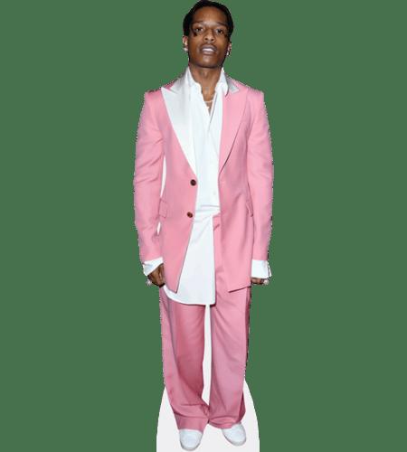 A$AP Rocky (Pink Suit)