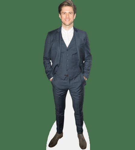 Aaron Tveit (Grey Suit)