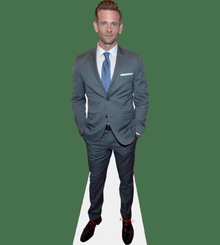 Eric Johnson (Grey Suit)