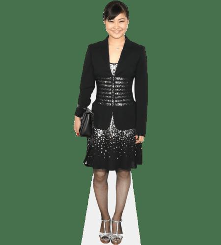 Kanako Murakami (Black Outfit)