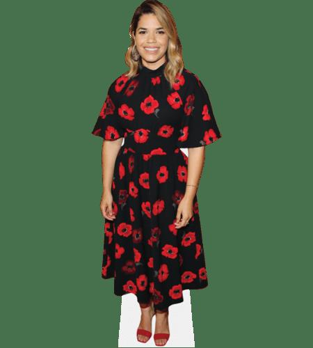 America Ferrera (Poppy Dress)