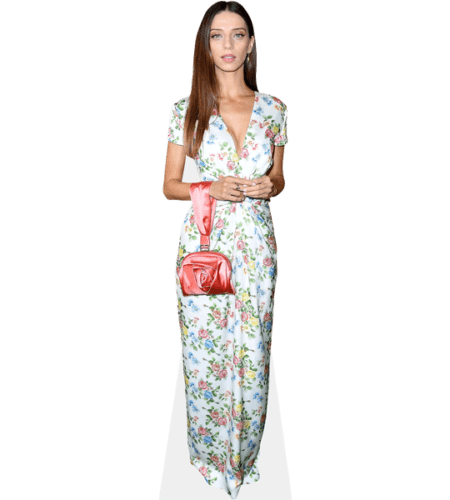Angela Sarafyan (White Dress)