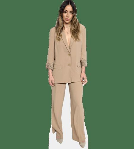 Chloe Bennet (Suit)