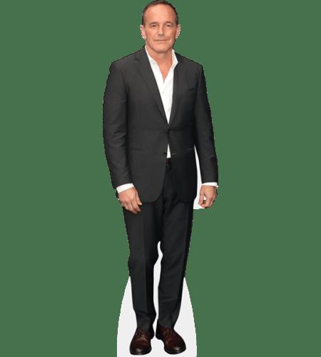 Clark Gregg (Black Suit)