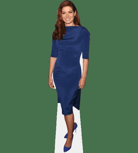 Debra Messing (Blue Dress)