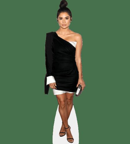 Diane Guerrero (Black Dress)