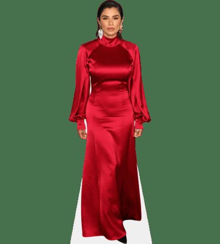 Diane Guerrero (Red Dress)
