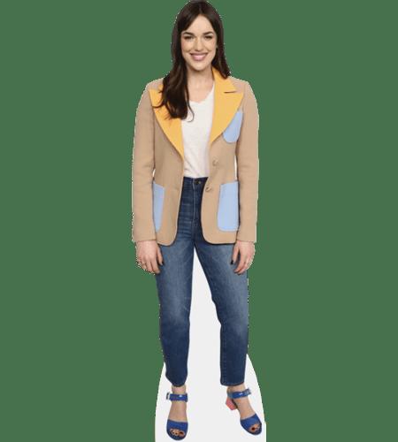 Elizabeth Henstridge (Jeans)