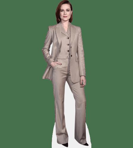 Evan Rachel Wood (Suit)