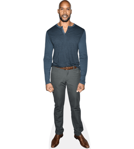 Henry Simmons (Blue Top)
