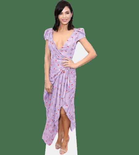 Jenna Dewan (Purple Dress)