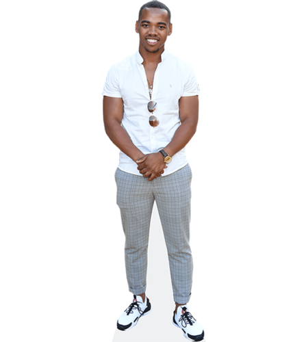 Joivan Wade (White Shirt)