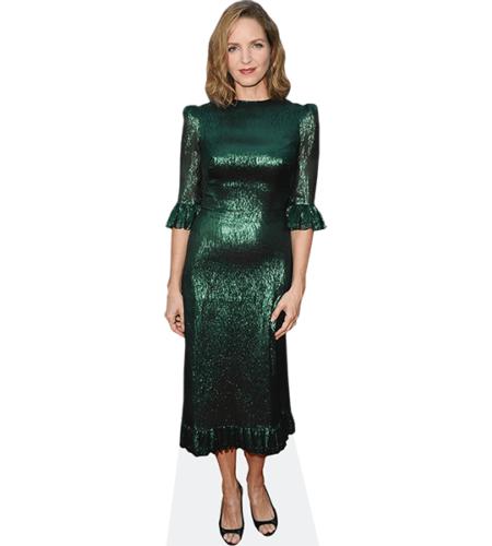 Jordana Spiro (Green Dress)