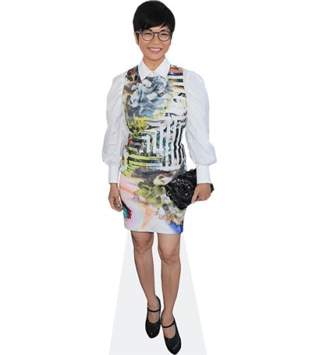 Keiko Agena (White Dress)