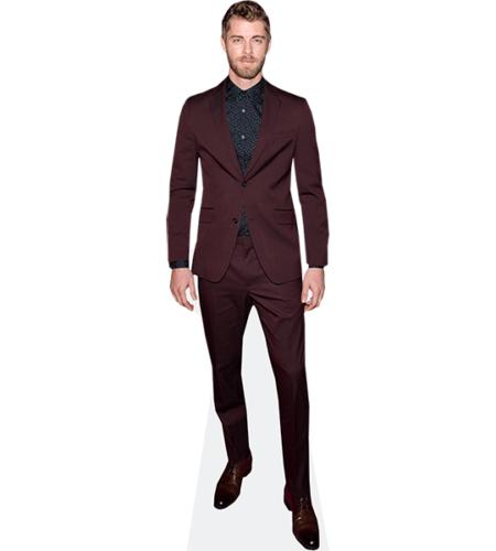 Luke Mitchell (Red Suit)