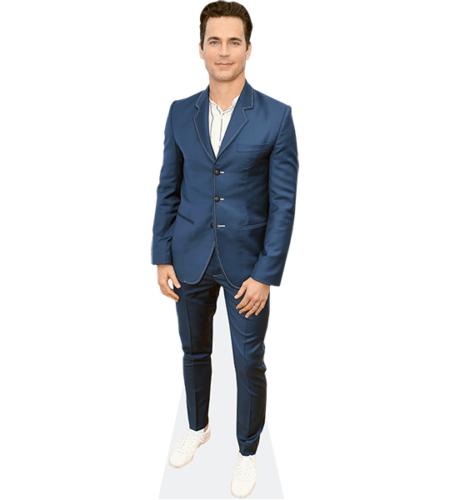 Matt Bomer (Blue Suit)