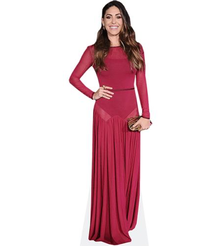 Natalia Cordova-Buckley (Pink Dress)