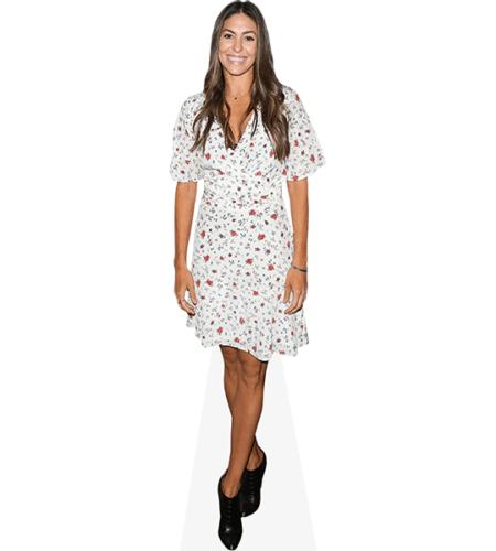 Natalia Cordova-Buckley (White Dress)