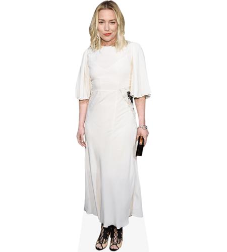 Piper Perabo (White Dress)