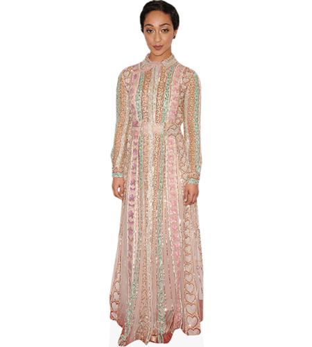 Ruth Negga (Long Dress)