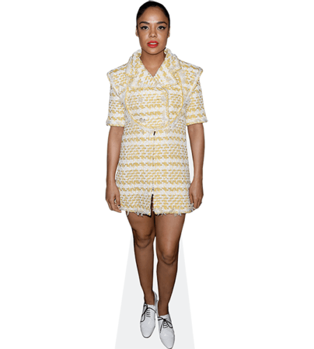 Tessa Thompson (Yellow Dress)