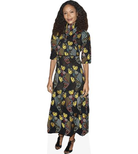 Thandie Newton (Long Dress)