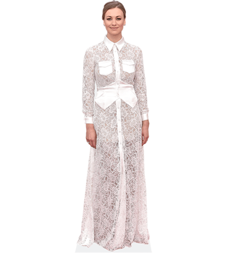 Yvonne Strahovski (White Dress)