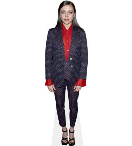 Bel Powley (Suit)