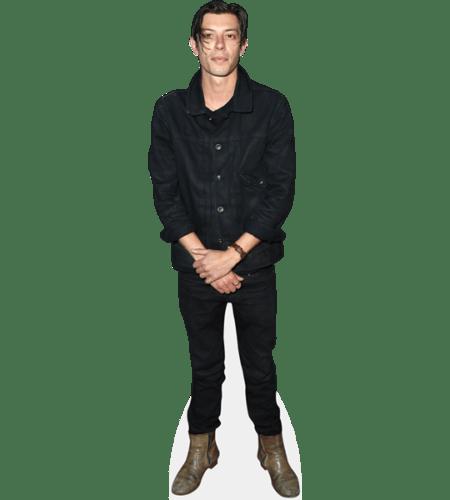 Benedict Samuel (Black Outfit)