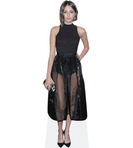 Willa Holland (Black Dress)