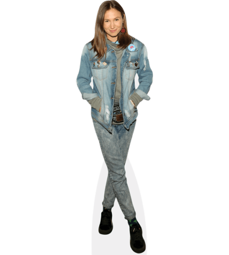 Dominique Provost-Chalkley (Denim)