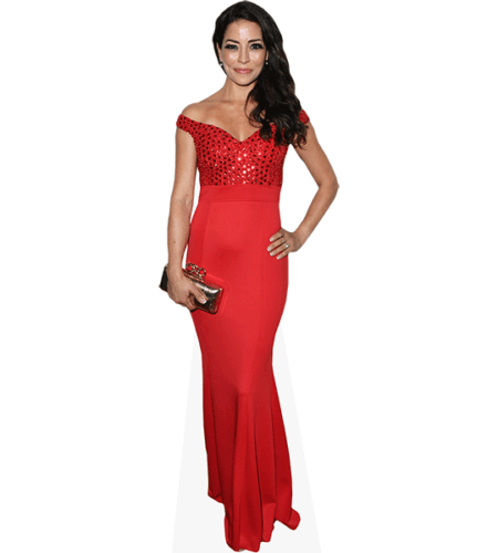 Emmanuelle Vaugier (Red Dress)