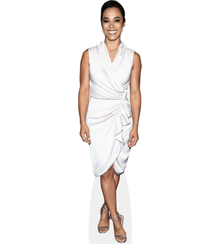 Jessica Camacho (White Dress)
