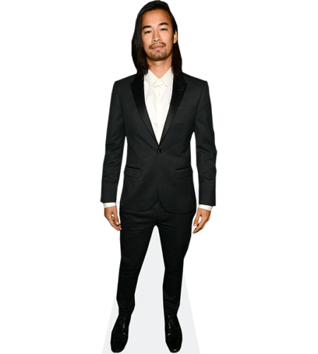 Jordan Rodrigues (Black Suit)