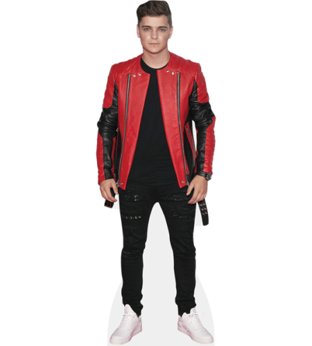 Martin Garrix (Red Jacket)