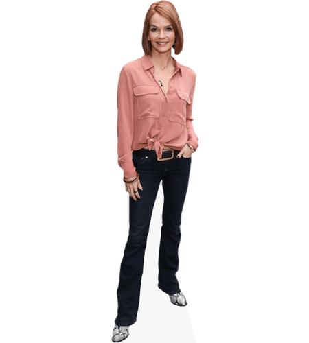Nathalie Boltt (Pink Top)