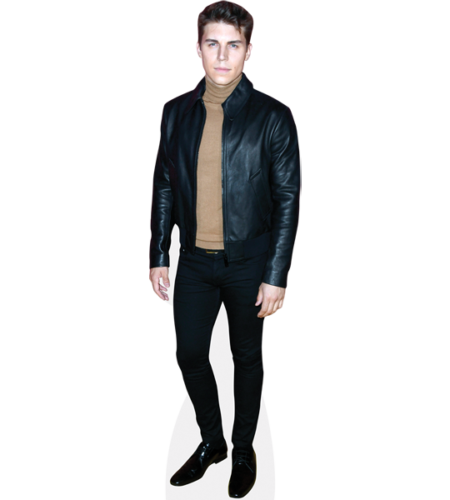 Nolan Gerard Funk (Leather Jacket)