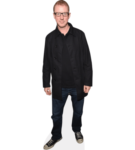 Dave Rowntree (Coat)