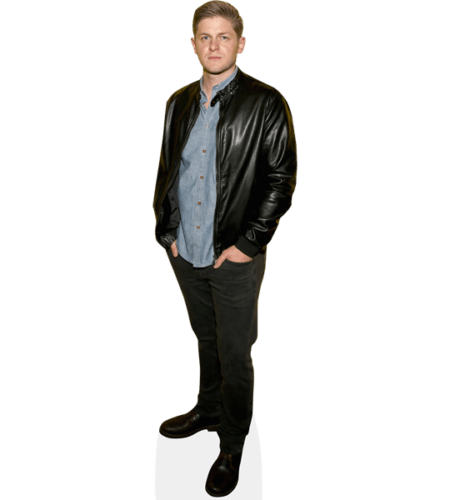 Michael Grant Terry (Leather Jacket)