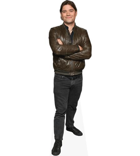 Zac Hanson (Leather Jacket)