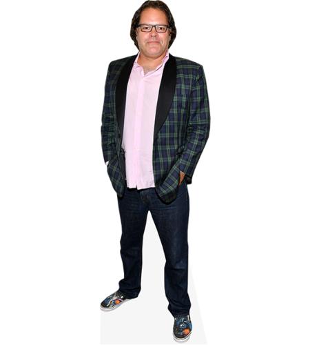 Aaron Douglas (Pink Shirt)
