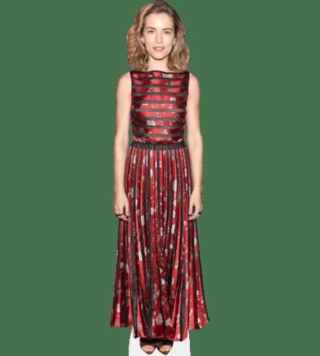 Willa Fitzgerald (Red Dress)