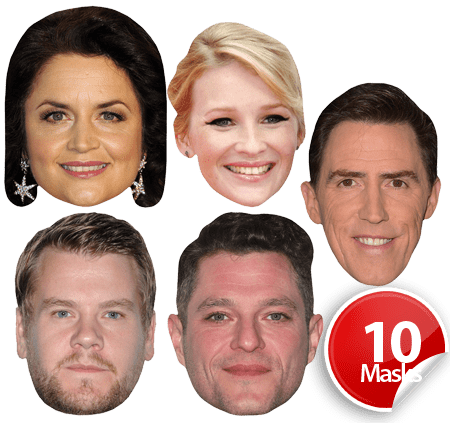 Gavin and Stacey Mask Pack